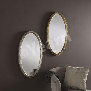 YG 0826 Oval Wall Hung Mirror