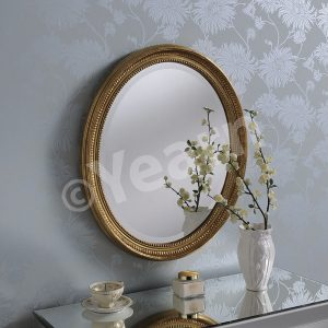 YG 025 Oval Bevelled Mirror