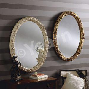 YG 230 Oval Wall Hung Mirror