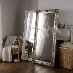YG 138 Rectangular Swept Leaner Mirror