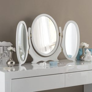 YG1 Triple Oval Mirror