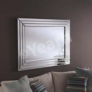 Art 25 Cavello Rectangular Mirror
