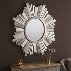 ART170 Sunburst Design Mirror