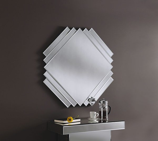 ART200 Square Diagonal Mirror