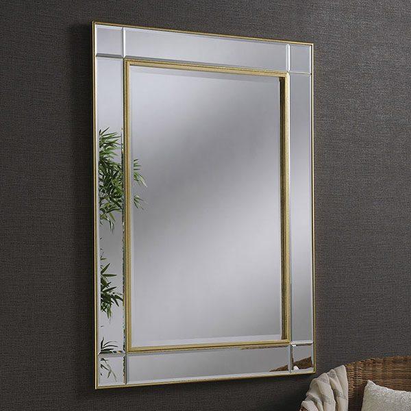 ART280 Gold Mirror