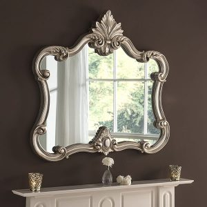 ART32 Ornate Framed Mirror