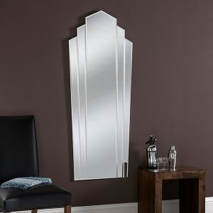 ART338 Full Length Fan Mirror