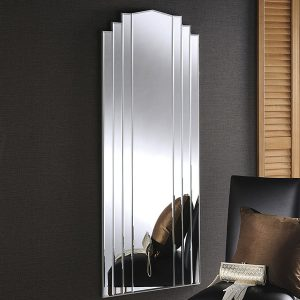 ART42 Ful Length Art Deco Mirror
