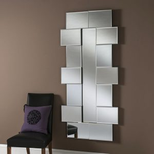 ART795 large bevelled mirror