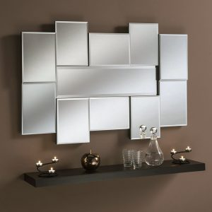 ART795 small bevelled mirror