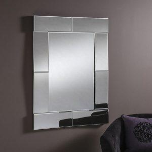ART800 Multi Facet Frame Mirror