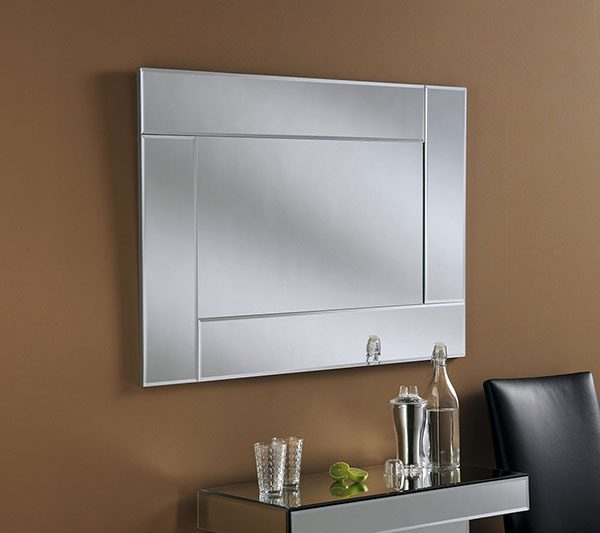 BD451 Glass Butted MIrror