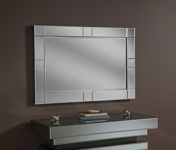 BG02 Contemporary Mirror