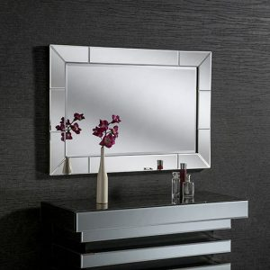 BG09 Mitred Corner Mirror