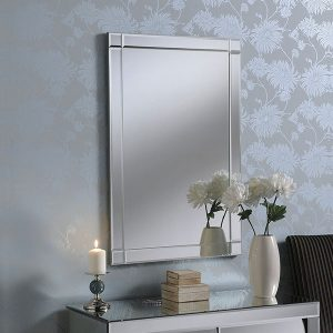 BV1 Simple Contemporary Mirror