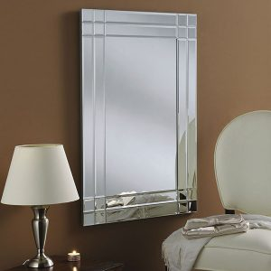 BV4 modern art deco mirror