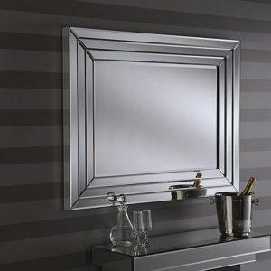 Cavello boxed frame mirror