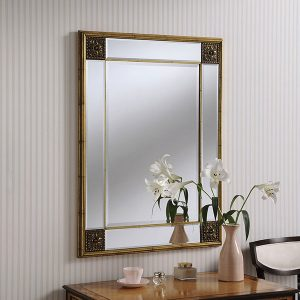ELEGANCE mirror gold
