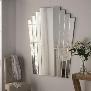 Jersey Fan Mirror