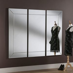Mayfair 3 panel mirror