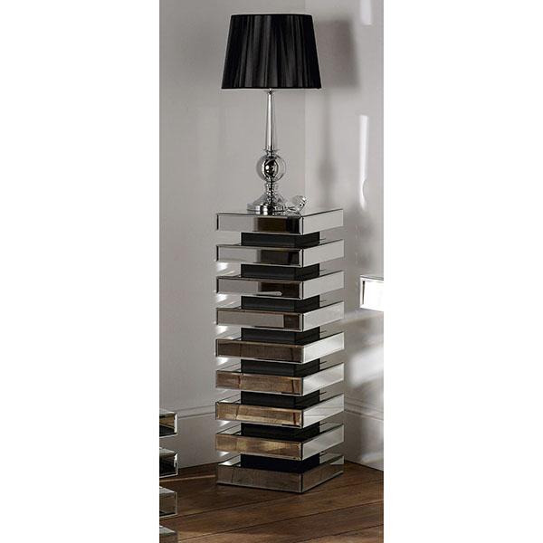 Nice MF15 Mirrored Lamp Stand
