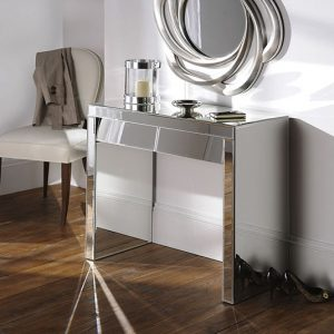 MF16 Mirrored Console table