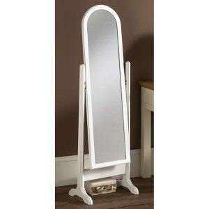 WC22 Dome Top Cheval Mirror