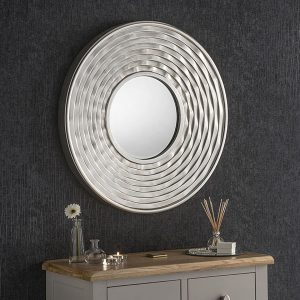 YG169 Readed Circular Mirror