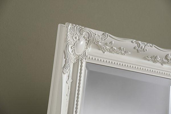 YG619 Baroque MIrror White-detail2
