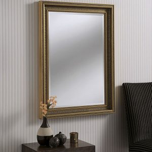 YG650 Traditional Frame mirror GOLD