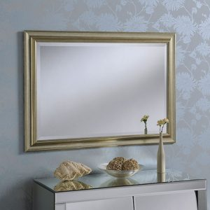 YG776 Scooped Profile Mirror